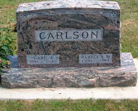 CARLSON, REBECCA - Palo Alto County, Iowa | REBECCA CARLSON