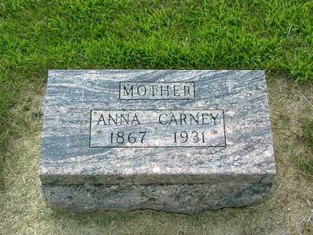 CARNEY, ANNA - Palo Alto County, Iowa | ANNA CARNEY