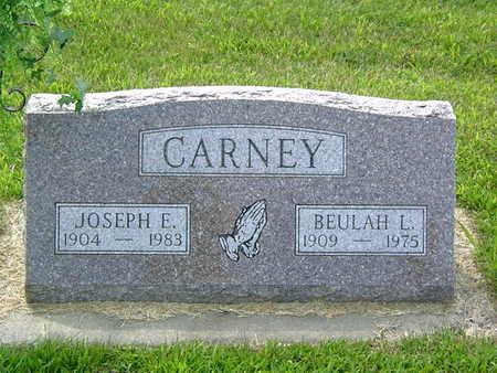 CARNEY, BEULAH L. - Palo Alto County, Iowa | BEULAH L. CARNEY