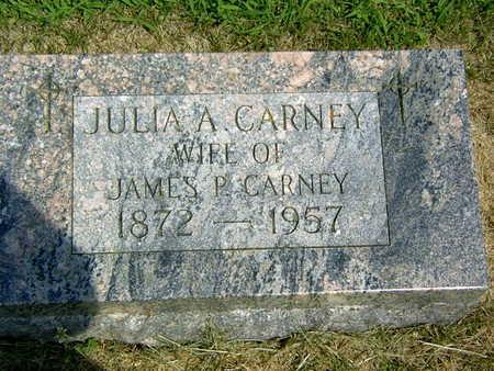 CARNEY, JULIA A. - Palo Alto County, Iowa | JULIA A. CARNEY