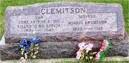 CLEMITSON, ARTHUR - Palo Alto County, Iowa | ARTHUR CLEMITSON
