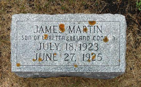 COONAN, JAMES MARTIN - Palo Alto County, Iowa | JAMES MARTIN COONAN