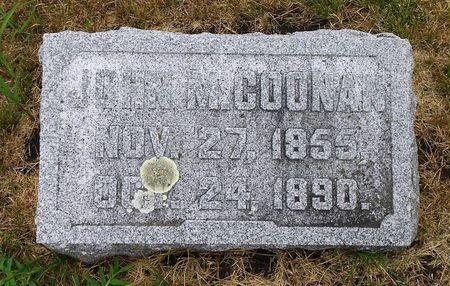 COONAN, JOHN MARK - Palo Alto County, Iowa | JOHN MARK COONAN