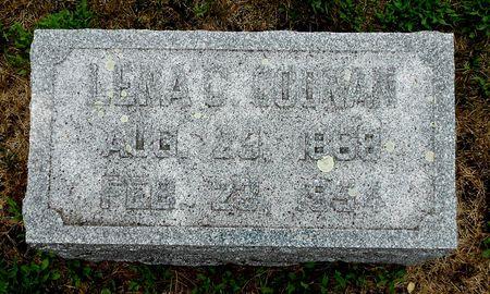 GILBERTSON COONAN, LENA C - Palo Alto County, Iowa | LENA C GILBERTSON COONAN