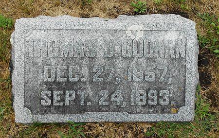 COONAN, THOMAS JOSEPH - Palo Alto County, Iowa | THOMAS JOSEPH COONAN