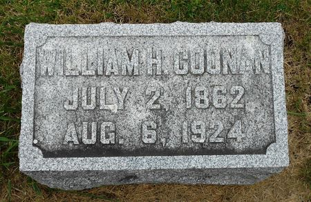 COONAN, WILLIAM HENRY - Palo Alto County, Iowa | WILLIAM HENRY COONAN