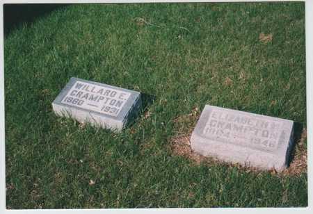 CRAMPTON, WILLARD & ELIZABETH - Palo Alto County, Iowa | WILLARD & ELIZABETH CRAMPTON