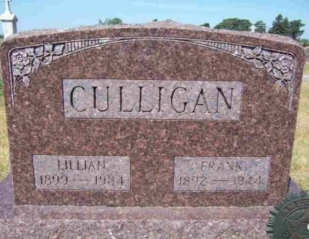 CULLIGAN, LILLIAN - Palo Alto County, Iowa | LILLIAN CULLIGAN