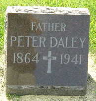 DALEY, PETER - Palo Alto County, Iowa | PETER DALEY