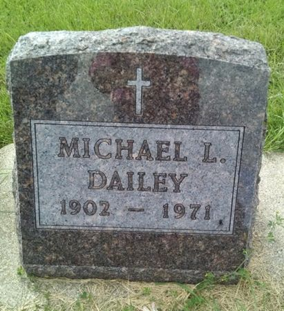 DAILEY, MICHAEL L. - Palo Alto County, Iowa   MICHAEL L. DAILEY