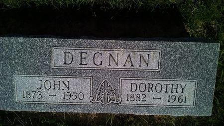 DEGNAN, DOROTHY - Palo Alto County, Iowa | DOROTHY DEGNAN