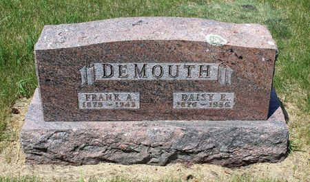 DEMOUTH, DAISY E. - Palo Alto County, Iowa | DAISY E. DEMOUTH