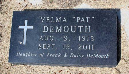 DEMOUTH, VELMA - Palo Alto County, Iowa | VELMA DEMOUTH