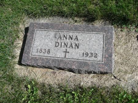 DINAN, ANNA - Palo Alto County, Iowa | ANNA DINAN