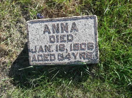 DONOVAN, ANNA - Palo Alto County, Iowa | ANNA DONOVAN