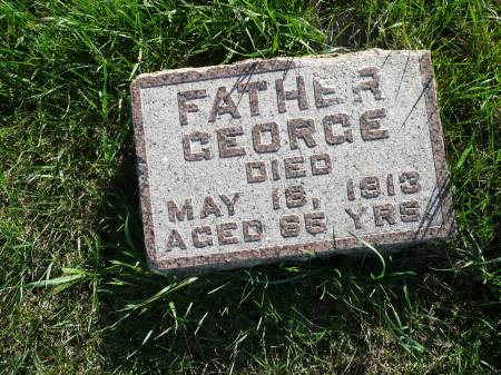 DONOVAN, GEORGE - Palo Alto County, Iowa   GEORGE DONOVAN