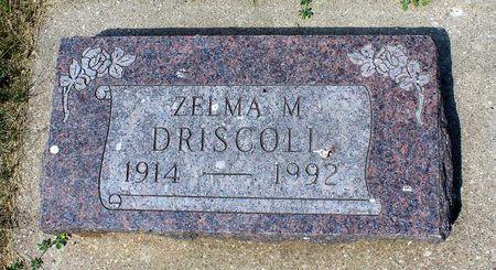 DRISCOLL, ZELMA M. - Palo Alto County, Iowa | ZELMA M. DRISCOLL