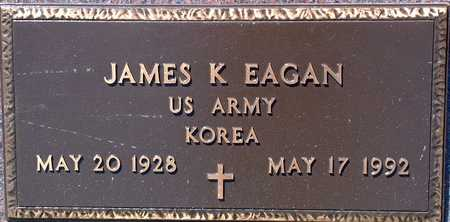EAGAN, JAMES - Palo Alto County, Iowa | JAMES EAGAN