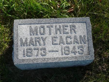 EAGAN, MARY - Palo Alto County, Iowa | MARY EAGAN