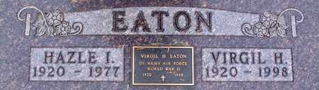 EATON, VIRGIL - Palo Alto County, Iowa | VIRGIL EATON