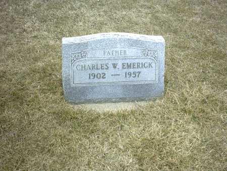 EMERICK, CHARLES - Palo Alto County, Iowa   CHARLES EMERICK
