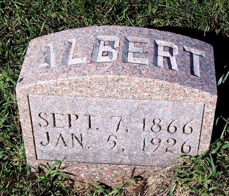 FIFE, ALBERT - Palo Alto County, Iowa   ALBERT FIFE