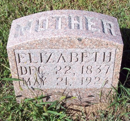FIFE, HARRIET ELIZABETH - Palo Alto County, Iowa | HARRIET ELIZABETH FIFE