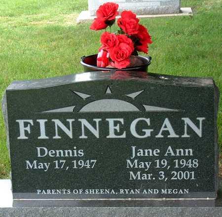 FINNEGAN, JANE ANN - Palo Alto County, Iowa | JANE ANN FINNEGAN
