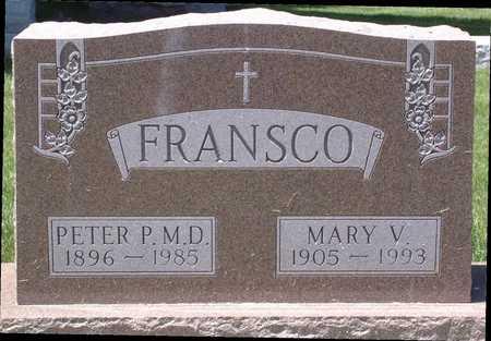 CONLON FRANSCO, MARY - Palo Alto County, Iowa | MARY CONLON FRANSCO