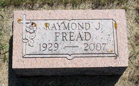 FREAD, RAYMOND J. - Palo Alto County, Iowa | RAYMOND J. FREAD
