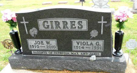 AUSTIN GIRRES, VIOLA GENIEVE - Palo Alto County, Iowa | VIOLA GENIEVE AUSTIN GIRRES