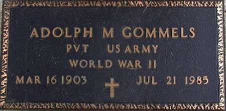 GOMMELS, ADOLPH - Palo Alto County, Iowa | ADOLPH GOMMELS