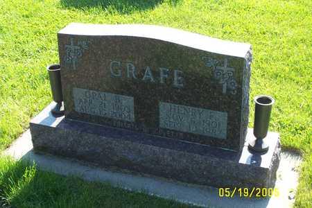GRAFE, OPAL B - Palo Alto County, Iowa | OPAL B GRAFE
