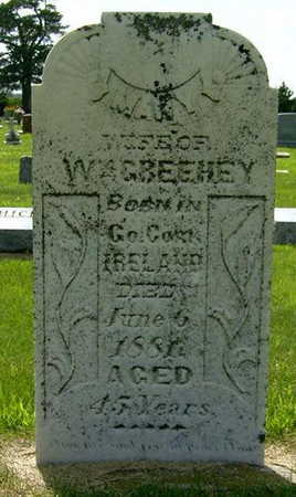 O'BRIEN GREEHEY, MARY - Palo Alto County, Iowa   MARY O'BRIEN GREEHEY