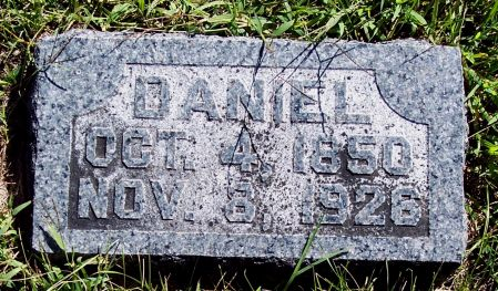 GUNN, DANIEL - Palo Alto County, Iowa | DANIEL GUNN