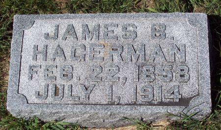 HAGERMAN, JAMES B - Palo Alto County, Iowa | JAMES B HAGERMAN