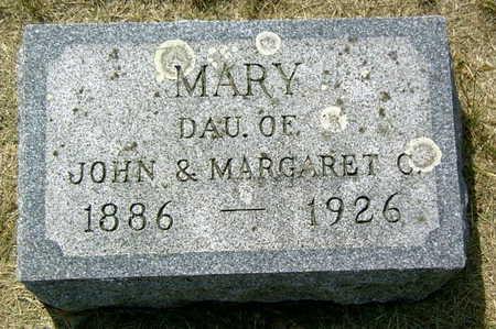 HAND, MARY - Palo Alto County, Iowa | MARY HAND