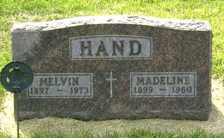 HAND, MELVIN - Palo Alto County, Iowa | MELVIN HAND