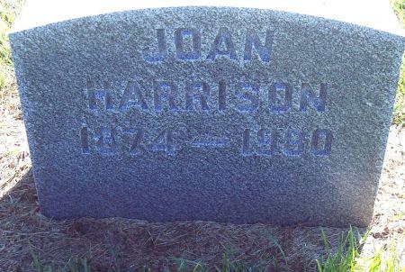 HARRISON, JOAN - Palo Alto County, Iowa | JOAN HARRISON