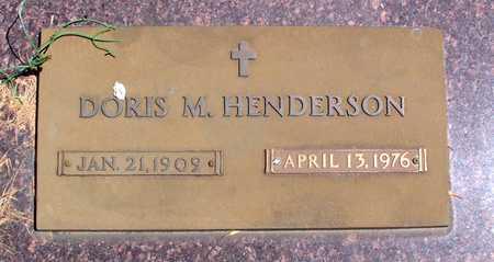 HENDERSON, DORIS - Palo Alto County, Iowa   DORIS HENDERSON