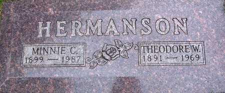 HERMANSON, THEODORE - Palo Alto County, Iowa | THEODORE HERMANSON