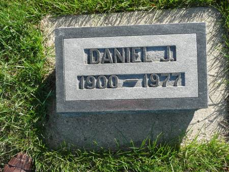 HIGGINS, DANIEL J - Palo Alto County, Iowa | DANIEL J HIGGINS