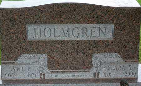 HOLMGREN, IVER - Palo Alto County, Iowa | IVER HOLMGREN