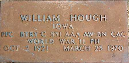 HOUGH, WILLIAM - Palo Alto County, Iowa | WILLIAM HOUGH