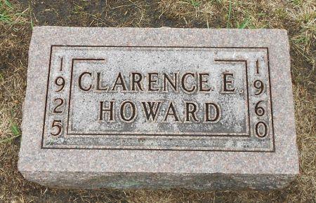 HOWARD, CLARENCE EUGENE - Palo Alto County, Iowa | CLARENCE EUGENE HOWARD