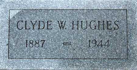 HUGHES, CLYDE - Palo Alto County, Iowa   CLYDE HUGHES
