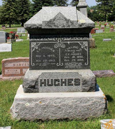 HUGHES, EVALINE M. - Palo Alto County, Iowa | EVALINE M. HUGHES