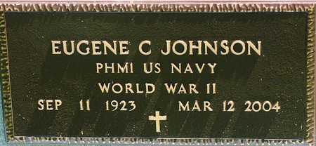 JOHNSON, EUGENE - Palo Alto County, Iowa   EUGENE JOHNSON