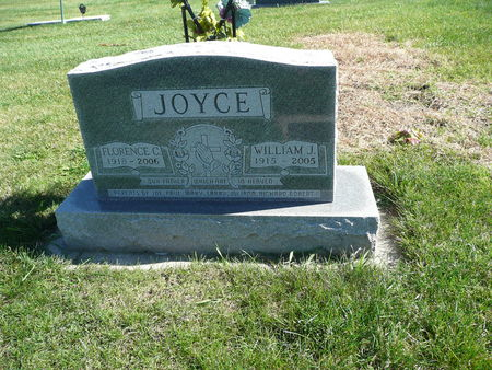 JOYCE, WILLIAM - Palo Alto County, Iowa | WILLIAM JOYCE