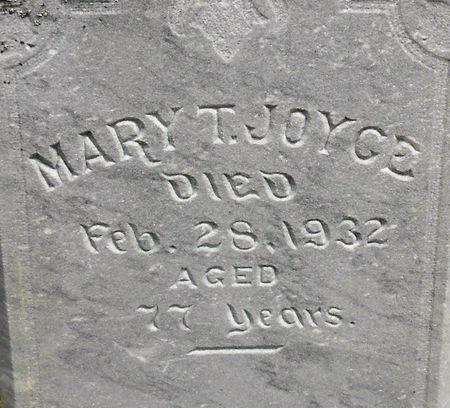 KELLY JOYCE, MARY T - Palo Alto County, Iowa | MARY T KELLY JOYCE